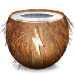 Coconut battery icon