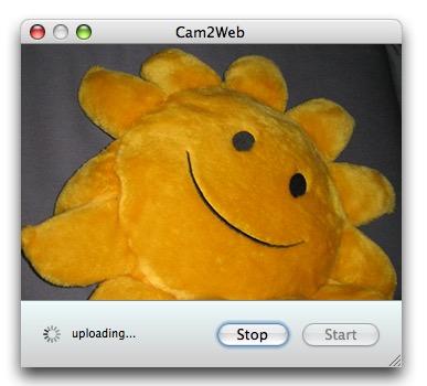 Cam2web