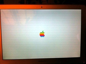 mac os x boot image