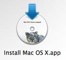 Install Snow Leopard