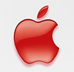 red apple logo for applecare warranty