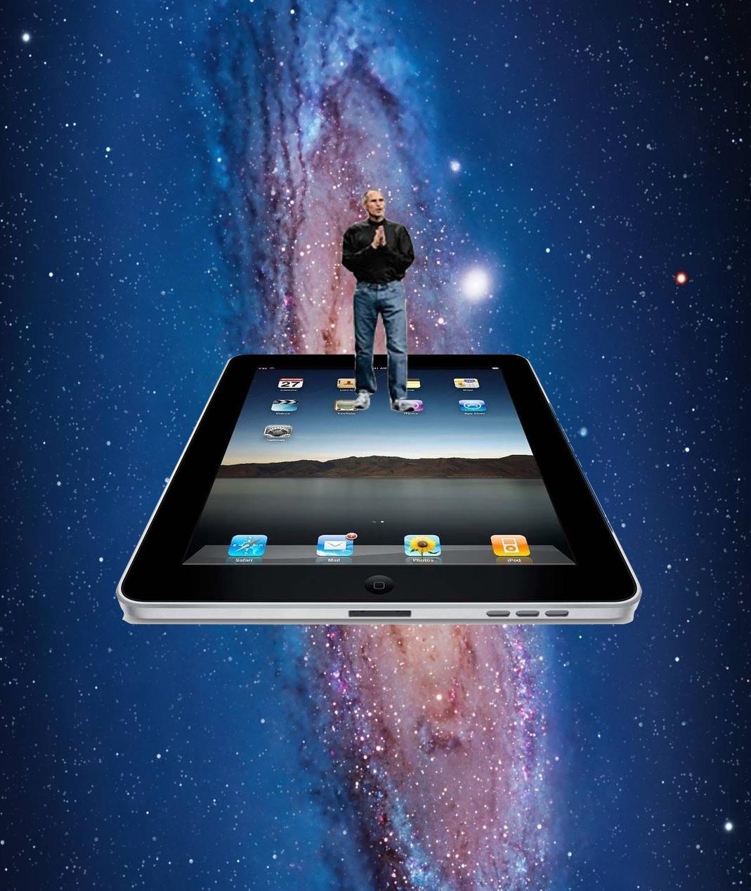 iStarship iPad