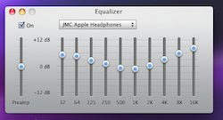 iphone equalizer settings eq