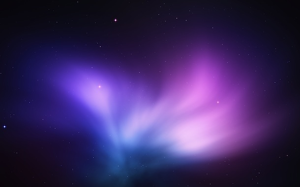 mac space galaxy background pic