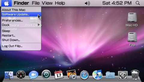 mac psp AppleMenu