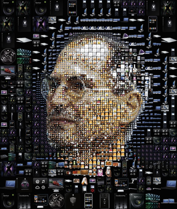 steve jobs collage 2