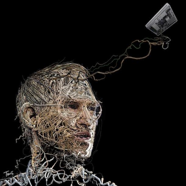 steve jobs wires
