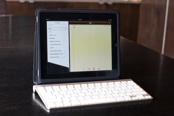 ipad external keyboard