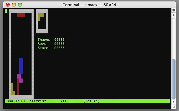 play games from terminal