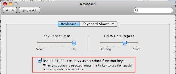 mac function keys switch