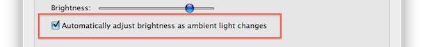 macbook pro screen dimming
