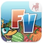 farmville for iphone icon