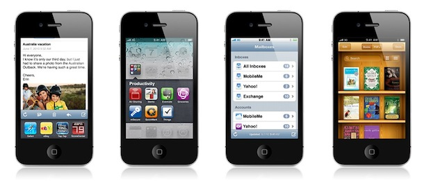 ios 4 iphone