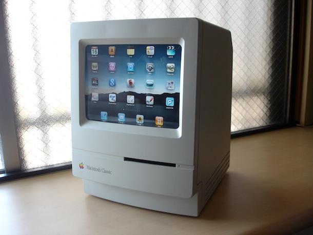 ipad mac classic