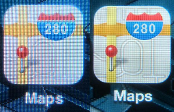 iphone 4 screen comparison