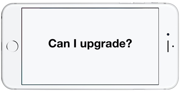 Check iPhone upgrade eligibility