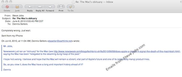 mac dead no