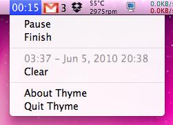 timer stopwatch mac