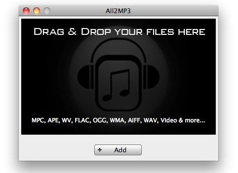convert flac to mp3 mac