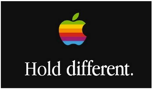 hold different