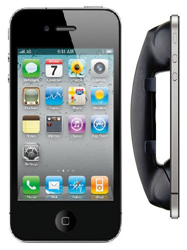 iphone 4 handle