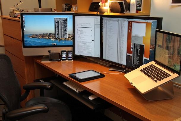 mac setup imac macbook pro and more