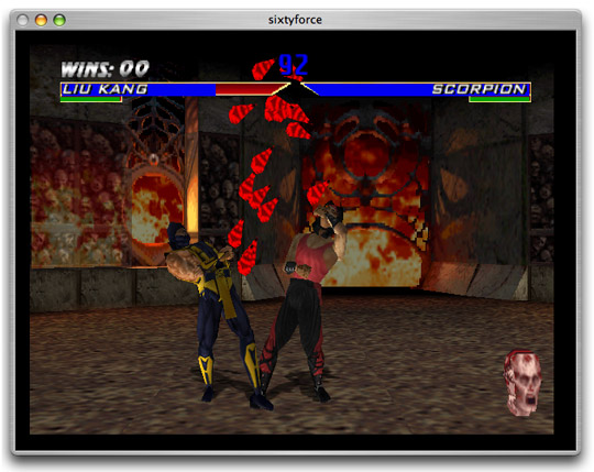 n64 emulator game mac