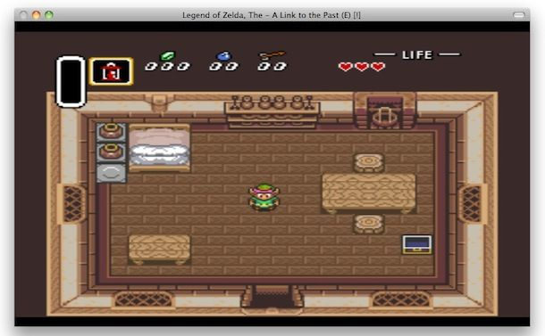 snes emulator mac