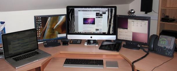 mac linux windows setup