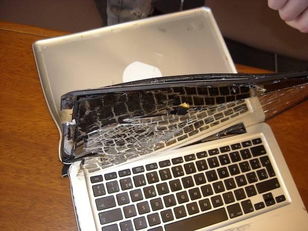 macbookpro broken