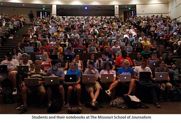 macs at college