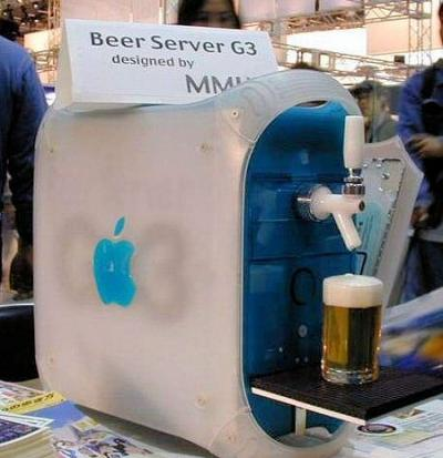 apple kegerator