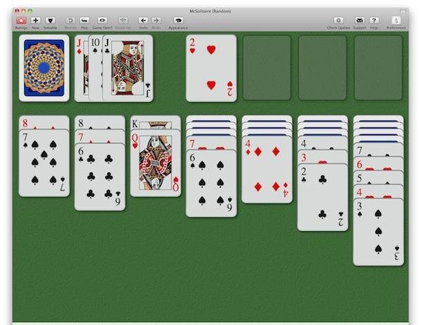 free mac solitaire