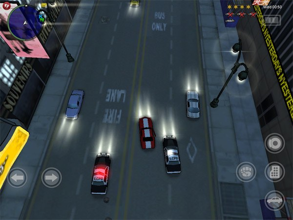 grand theft auto for ipad