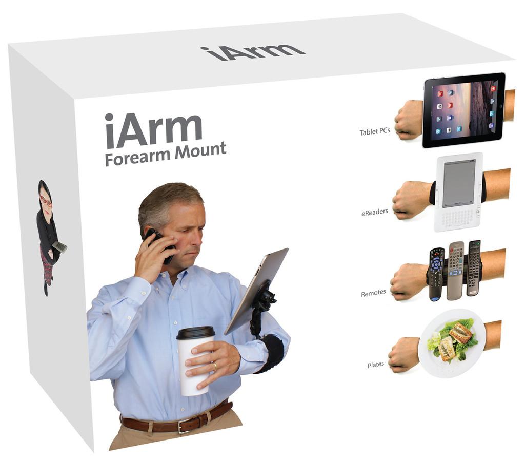 iARM iPad Mount