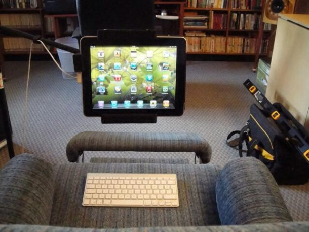ipad couch potato