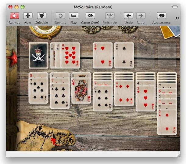 mac solitaire freeware
