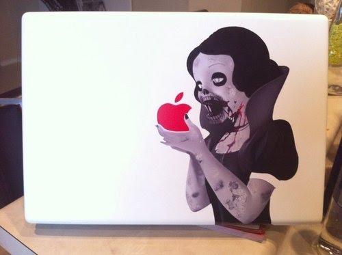 halloween macbook