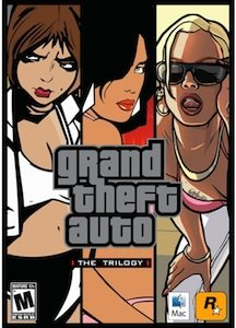 grand theft auto trilogy mac
