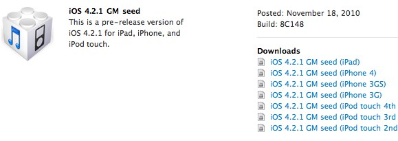 ios 4 2 1 download