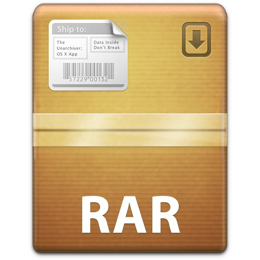 Opening and Extracting RAR files on Mac OS X