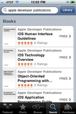 free ios development books