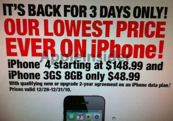 iphone 4 sale radioshack