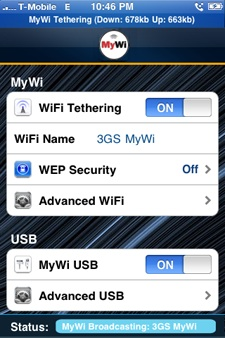 iphone wifi hotspot