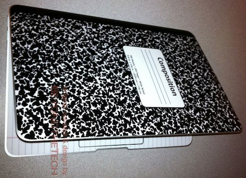 macbook air notebook skin