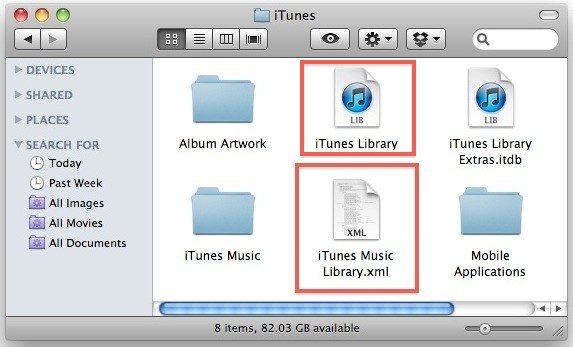 recover itunes playlists