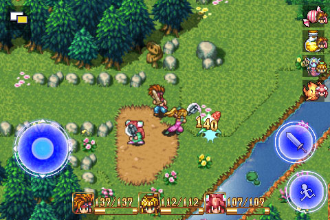 secret of mana ios screenshot