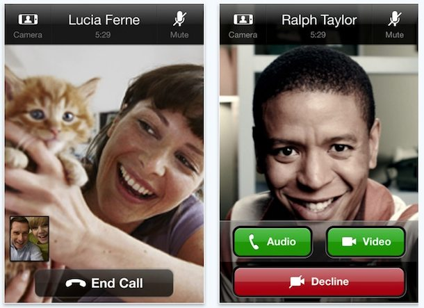 video calling iphone skype