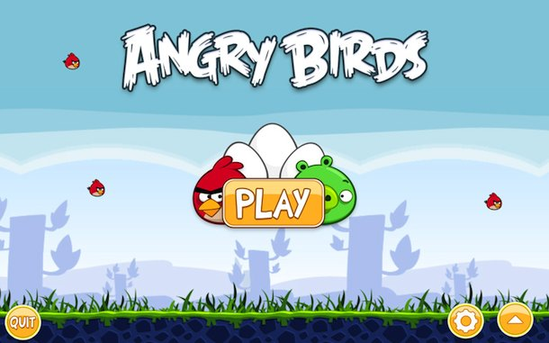 angry birds mac update gma950 support