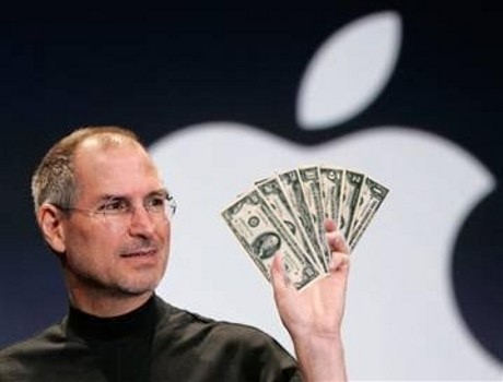 apple stock instead of hardware